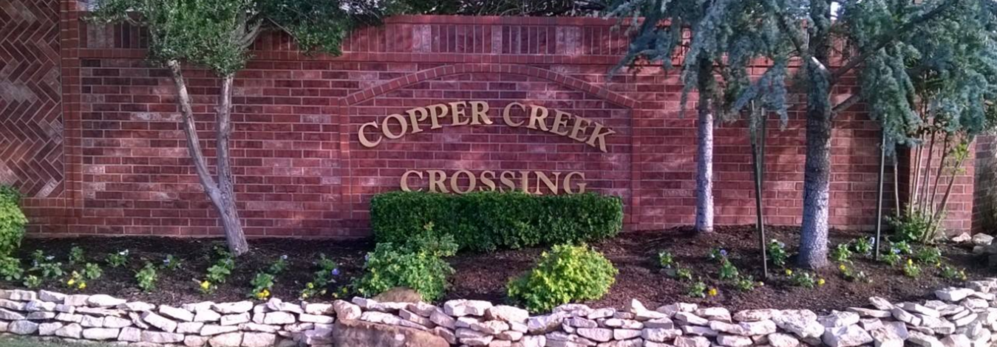 Welcome to the Copper Creek Crossing HOA